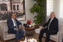 KOSOVA - Kosova Büyükelçisi Avni Spahiu Adana'da