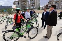 Merkezefendi Belediyesi'nden Öğretmenlere Bisiklet Hediyesi