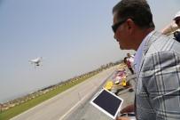 ŞEHİTLERİ ANMA GÜNÜ - Model Uçak Ve Helikopter Gösterileri Nefes Kesti