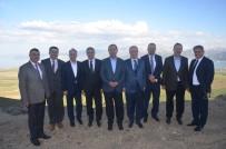 NEMRUT DAĞI - Müsteşar Aka'dan Tatvan'a Ziyaret
