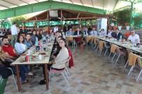 ECZACI ODASI - Niğde'de Eczacılar Bir Araya Geldi