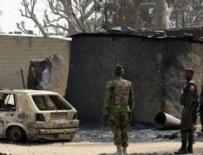 NIJERYA - Nijerya'da camiye saldırı