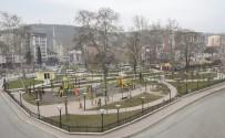 NOSTALJI - Nostalji Park Projesinin İkinci Etap Çalışmaları Başladı