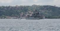 DENİZ POLİSİ - O Gemi İstanbul Boğazından Tekrar Geçti
