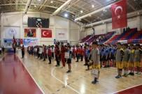 HENTBOL - Okul Sporları Yarışları Karabük'te Başladı