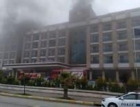 SAHİL YOLU - Ordu Ünye'de yangın paniği
