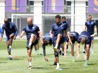 MUSA ÇAĞıRAN - Osmanlıspor'da Galatasaray Maçının Hazırlıkları Başladı