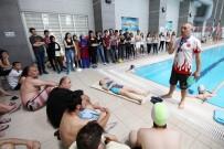 YENİMAHALLE BELEDİYESİ - 'Özel Antrenör' Adayları Yenimahalle'de Ter Döküyor