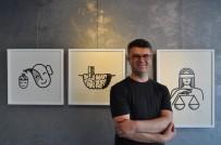 YALIN - 'Özgün Baskı Grafik Sergisi' Açıldı
