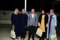 GÖNÜL KÖPRÜSÜ - Patnos'tan İstanbul'a Çıkarma Yaptılar