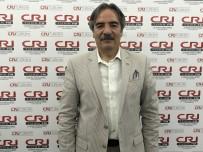 ŞANLIURFA MİLLETVEKİLİ - Prof. Dr. Mazhar Bağlı Açıklaması 'İletişim-Enformasyon Bakanlığının Kurulacağına İnanıyorum'