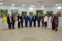 RESSAM - Ressam Nurhan Gezen'den Sergi