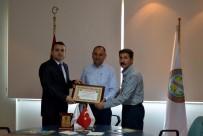GAZILER - Salihli Ticaret Borsası Şehit Ailelerini Ağırladı