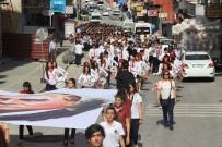 CEYHUN YILMAZ - Samandağlılar Gençlik İçin Yürüdü