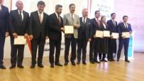 OTOMASYON - Şanlıurfa Büyükşehir Belediyesine Etr Ödülü