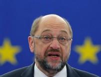 SIĞINMA HAKKI - Schulz: Başbakan olsaydım İncirlik için çoktan...