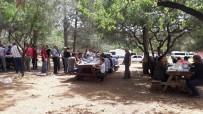 AHMET YILDIRIM - Sendika Üyeleri Piknikte Buluştu
