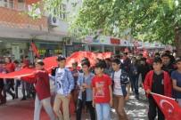 Siirt'te 'Gençlik Yürüyüşü' Düzenlendi