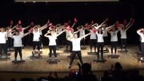 HASAN POLATKAN - Spor Dans Merkezinin Yıl Sonu Gösterisi