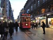 HABERTÜRK - Taksim'de 'yorgun mermi' dehşeti