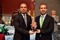 TKB'den Başkan Çamyar'a Ödül