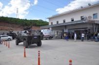 Tunceli'de Çatışma, 1 Asker Hafif Yaralandı