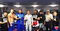 ALI EREN - Türk Boks Kulübü EC Boxing'de Nefesler Tutuldu