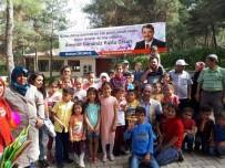 Türkoğlu'nda Yetim Çocuk Gönüllerince Eğlendi