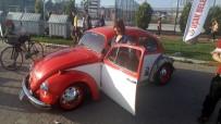 KLASİK OTOMOBİL - Uşak'ta Klasik Otomobil Ve Chopper Motosiklet Fuarı