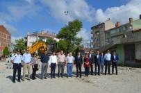PAZARCI - Yenişehir'e Kapalı Pazar Yeri