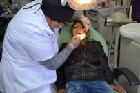 DIŞ HEKIMI - Yozgat'ta Özel Eğitimli Çocuklara Diş Taraması Yapıldı