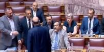 FAŞIST - Yunan Parlamentosu Karıştı