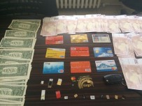 KREDI KARTı - 13 Suçtan Aranan Zanlı Çaldığı Telefonları Satmaya Çalışırken Yakalandı