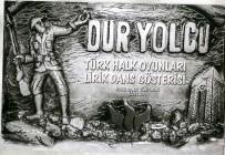 DANS GÖSTERİSİ - 19 Mayıs'a Özel 'Dur Yolcu' Lirik Dans Gösterisi
