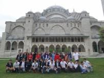 EYÜP SULTAN - 41 Genç İstanbul Tarih Turunda