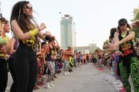 ATICILIK KULÜBÜ - Adana'da Heyecan Ve Eğlence Birarada Yaşandı
