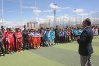 Ağrı'da Beşiktaş Futbol Okulu Turnuva Düzenledi