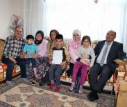 SOSYAL GÜVENLİK REFORMUNU - Amasya'da İlave İstihdam Hedefi 7 Bin
