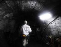 MAHSUR KALDI - Madenciler göçükte mahsur kaldı