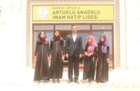 İMAM HATİP OKULLARI - Artuklu Anadolu İHL Türkiye 3'Üncüsü Oldu
