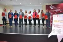 ÇOCUK YUVASI - ASP'de  'Geleceğimiz İçin Ailece El Ele Projesi' Plaket Töreni Düzenlendi