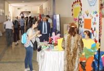 YÜKSEK ÖĞRETİM - Aydın'da Mesleki Eğitim Fuarının Açılışı Yapıldı