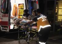 ÖZGÜR SURİYE ORDUSU - Azez'deki Terör Saldırısında Yaralanan 2 Kişi Kilis'e Getirildi