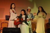 NEYZEN - Bafra'da Neyzen Tevfik Şiir Ve Sanat Festivali Sona Erdi