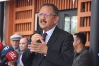 Bakan Özhaseki  Açıklaması 'Mahallelerde Ticaret Tekrar Canlanacak'