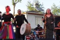 SERKAN YILDIRIM - Balkan Müziğinin Güçlü Sesi Suzan Kardeş Vezirhan'ı Salladı