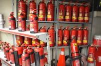 İŞÇİ GÜVENLİĞİ - Basınç Saatleri Yangın Tüpünün Dolu Olduğunu Göstermez