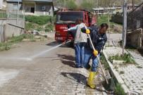 BAHAR TEMİZLİĞİ - Başkale'de Bahar Temizliği