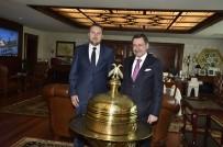 CENNET - Başkan Gökçek'e Saraybosna'dan Konuk...