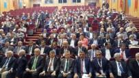 PLAN VE BÜTÇE KOMİSYONU - Başkan Gürkan, TKB Encümen Üyeliğine Yeniden Seçildi